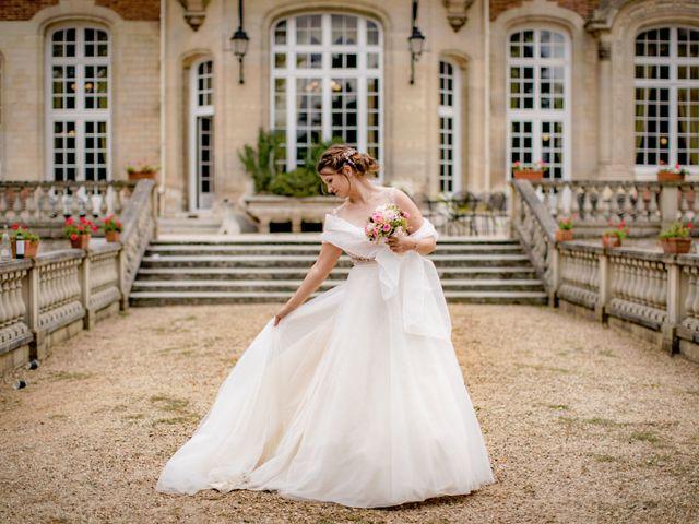 Le mariage de Romain et Elodie à Champs-Sur-Marne, Seine-et-Marne 15