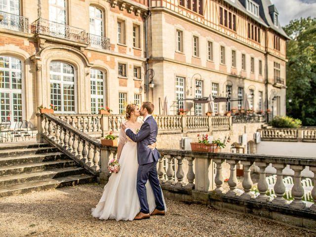 Le mariage de Romain et Elodie à Champs-Sur-Marne, Seine-et-Marne 18
