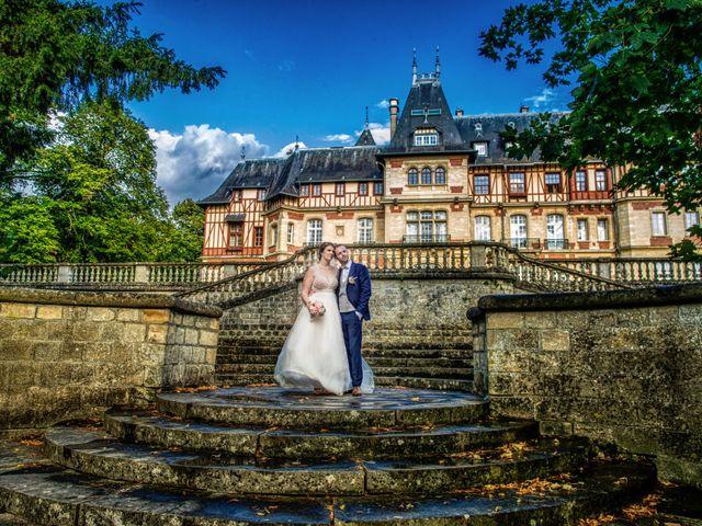 Le mariage de Romain et Elodie à Champs-Sur-Marne, Seine-et-Marne 22