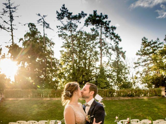 Le mariage de Romain et Elodie à Champs-Sur-Marne, Seine-et-Marne 23