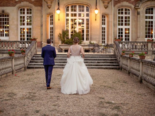 Le mariage de Romain et Elodie à Champs-Sur-Marne, Seine-et-Marne 24
