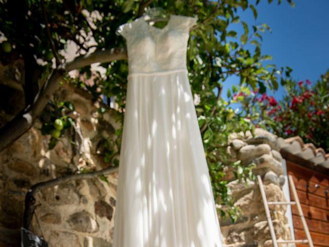 Le mariage de Alexandre et Marie à Saint-Julien-en-Saint-Alban, Ardèche 3