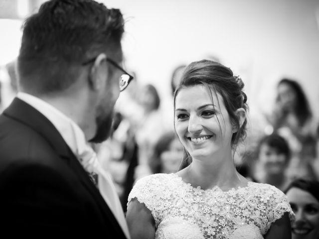 Le mariage de Alexandre et Marie à Saint-Julien-en-Saint-Alban, Ardèche 12