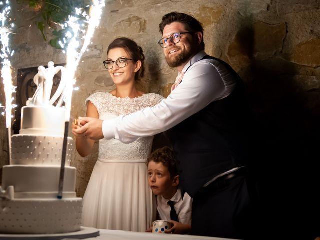 Le mariage de Alexandre et Marie à Saint-Julien-en-Saint-Alban, Ardèche 22