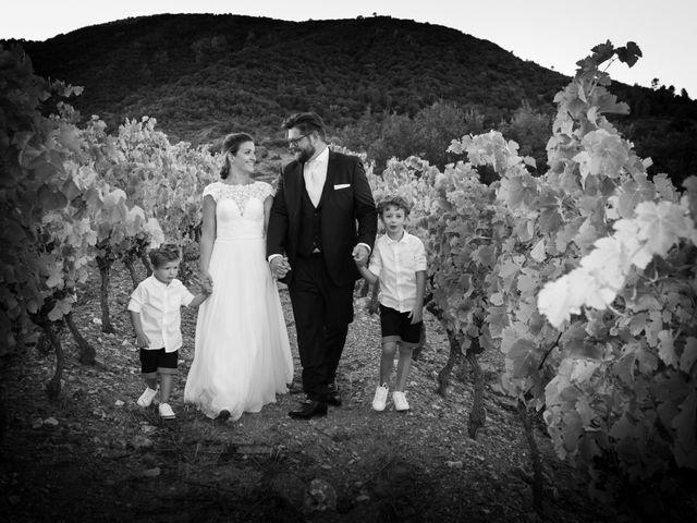 Le mariage de Alexandre et Marie à Saint-Julien-en-Saint-Alban, Ardèche 26