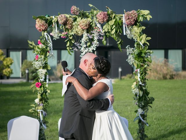 Le mariage de Thierry et Julie à Vendenheim, Bas Rhin 11