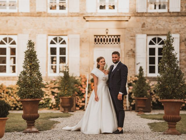 Le mariage de Lisa et Benjamin