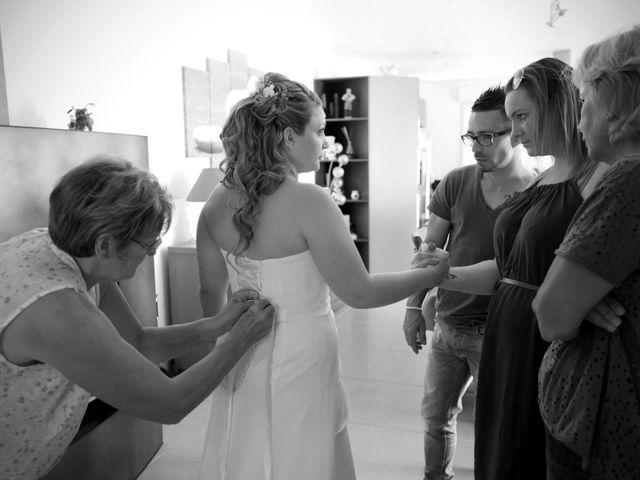 Le mariage de Geoffrey et Syndie à Soisy-sur-École, Essonne 8