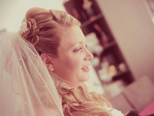 Le mariage de Geoffrey et Syndie à Soisy-sur-École, Essonne 9
