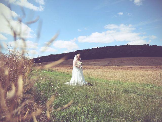 Le mariage de Geoffrey et Syndie à Soisy-sur-École, Essonne 11