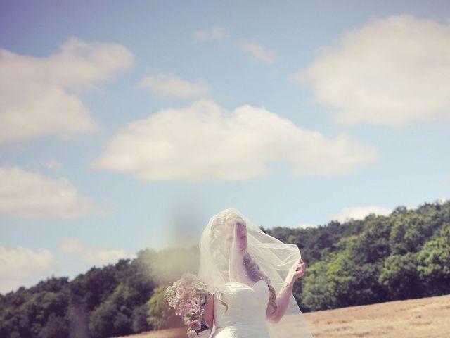 Le mariage de Geoffrey et Syndie à Soisy-sur-École, Essonne 13