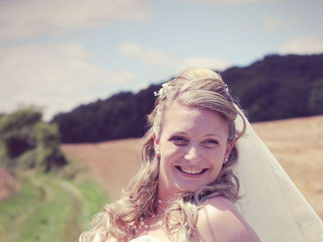 Le mariage de Geoffrey et Syndie à Soisy-sur-École, Essonne 14