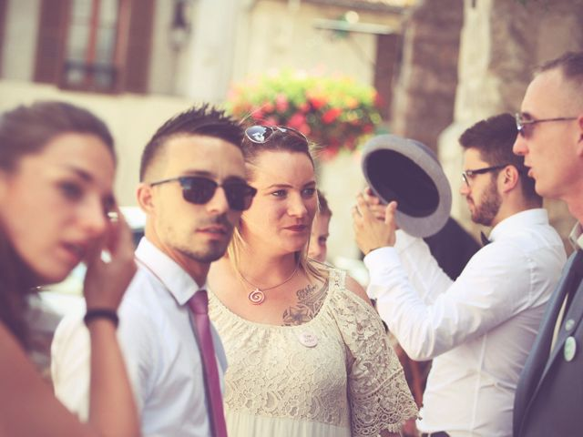 Le mariage de Geoffrey et Syndie à Soisy-sur-École, Essonne 17