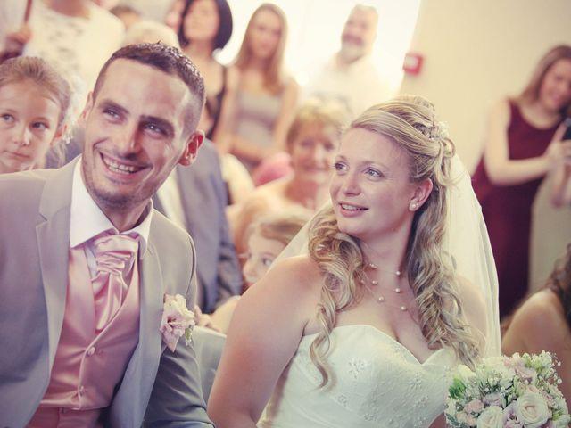 Le mariage de Geoffrey et Syndie à Soisy-sur-École, Essonne 25