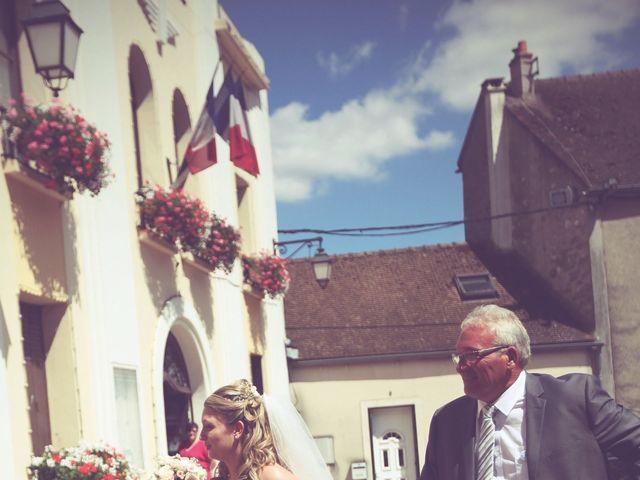 Le mariage de Geoffrey et Syndie à Soisy-sur-École, Essonne 27