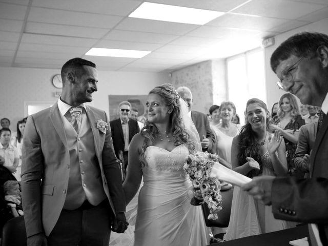 Le mariage de Geoffrey et Syndie à Soisy-sur-École, Essonne 28