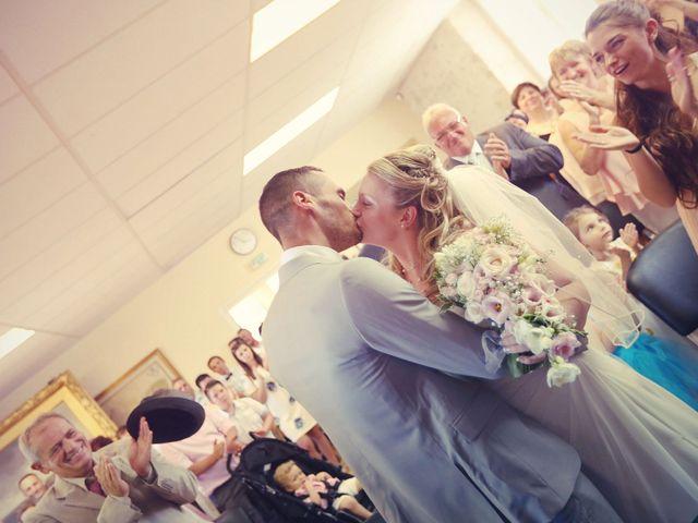 Le mariage de Geoffrey et Syndie à Soisy-sur-École, Essonne 30