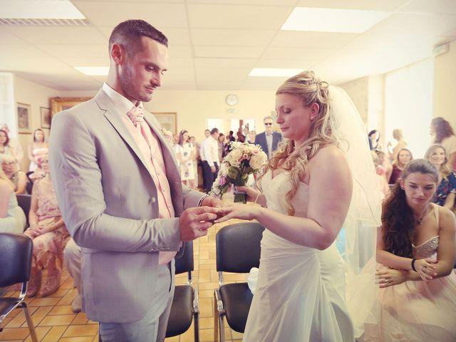 Le mariage de Geoffrey et Syndie à Soisy-sur-École, Essonne 31