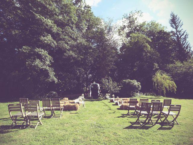 Le mariage de Geoffrey et Syndie à Soisy-sur-École, Essonne 35