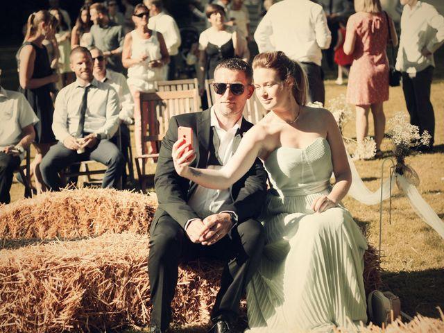 Le mariage de Geoffrey et Syndie à Soisy-sur-École, Essonne 37