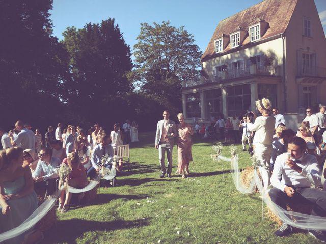 Le mariage de Geoffrey et Syndie à Soisy-sur-École, Essonne 38