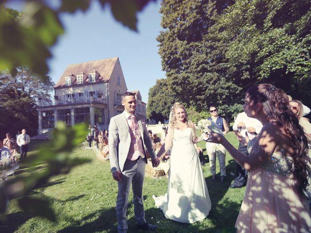 Le mariage de Geoffrey et Syndie à Soisy-sur-École, Essonne 39