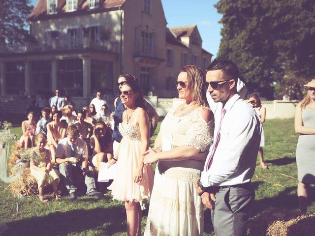 Le mariage de Geoffrey et Syndie à Soisy-sur-École, Essonne 41