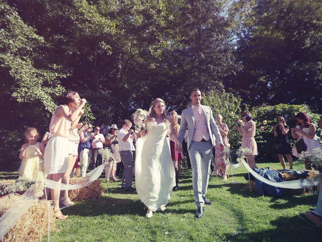 Le mariage de Geoffrey et Syndie à Soisy-sur-École, Essonne 48