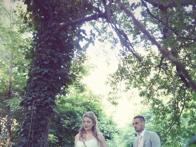 Le mariage de Geoffrey et Syndie à Soisy-sur-École, Essonne 60