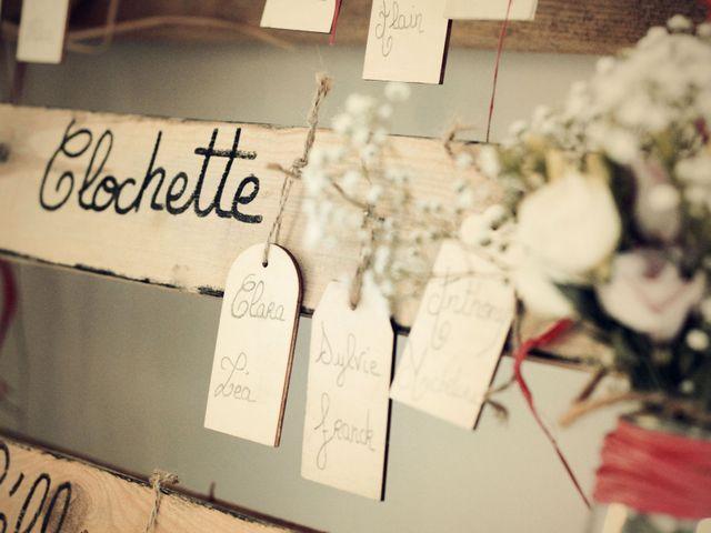 Le mariage de Geoffrey et Syndie à Soisy-sur-École, Essonne 74