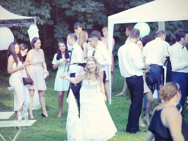 Le mariage de Geoffrey et Syndie à Soisy-sur-École, Essonne 86