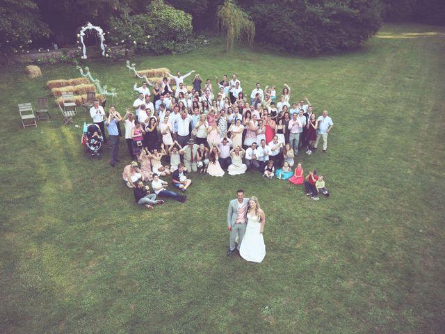Le mariage de Geoffrey et Syndie à Soisy-sur-École, Essonne 92