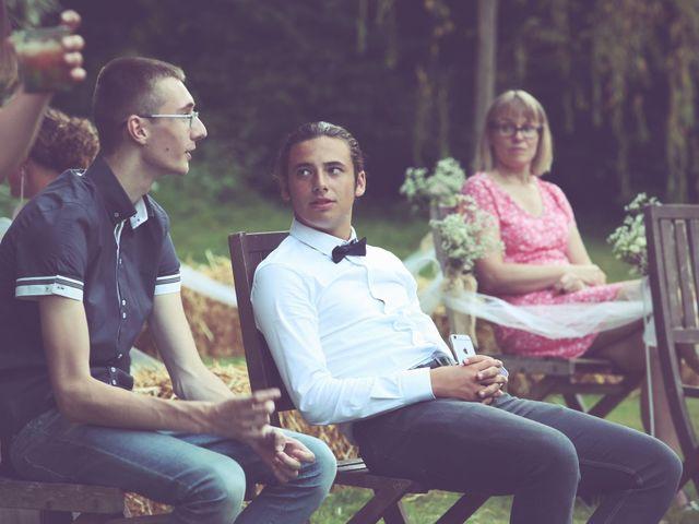 Le mariage de Geoffrey et Syndie à Soisy-sur-École, Essonne 93