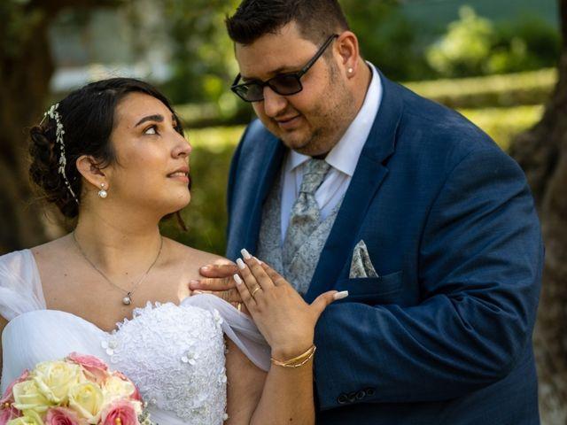 Le mariage de Bastien et Cindy  à Roquebrune-Cap-Martin, Alpes-Maritimes 1