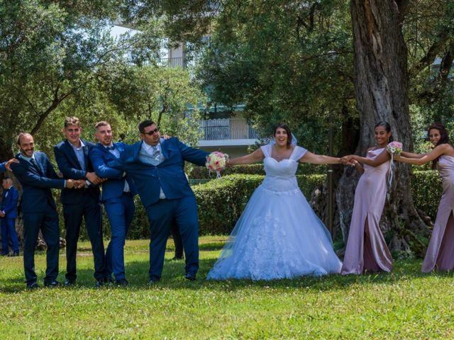 Le mariage de Bastien et Cindy  à Roquebrune-Cap-Martin, Alpes-Maritimes 41