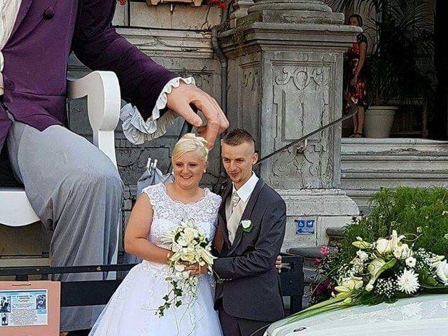 Le mariage de Thomas et Pauline à Bergues, Nord 4