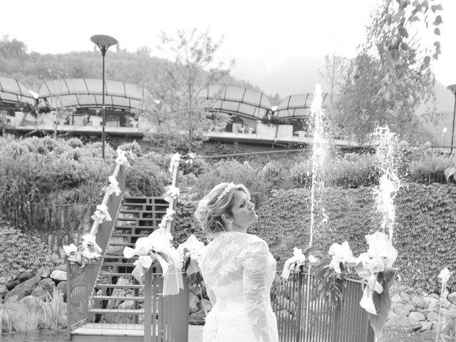 Le mariage de Wilfrid et Virginie à La Trinité, Alpes-Maritimes 3