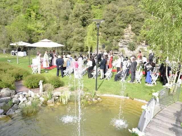 Le mariage de Wilfrid et Virginie à La Trinité, Alpes-Maritimes 2