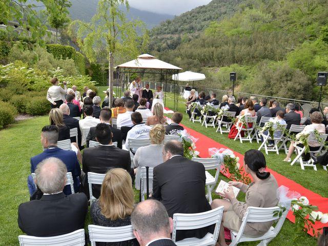 Le mariage de Wilfrid et Virginie à La Trinité, Alpes-Maritimes 6