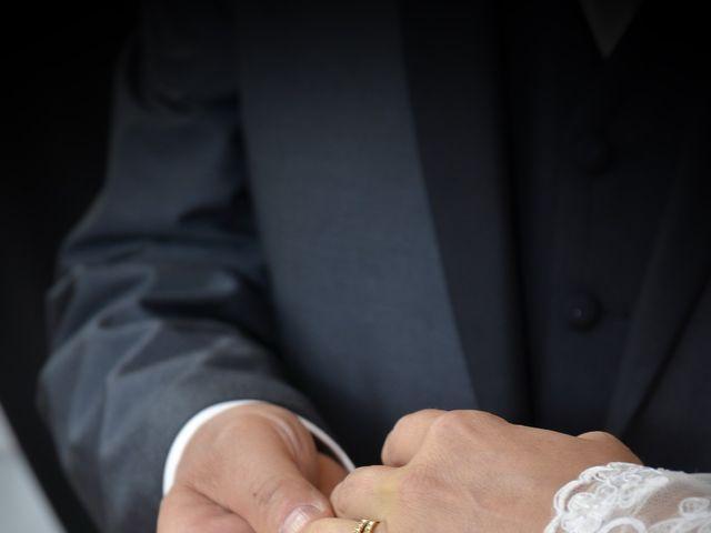 Le mariage de Wilfrid et Virginie à La Trinité, Alpes-Maritimes 8