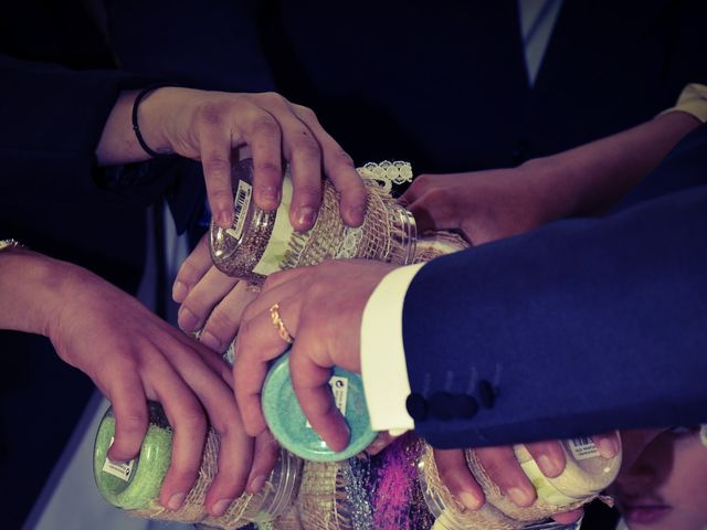 Le mariage de Wilfrid et Virginie à La Trinité, Alpes-Maritimes 11