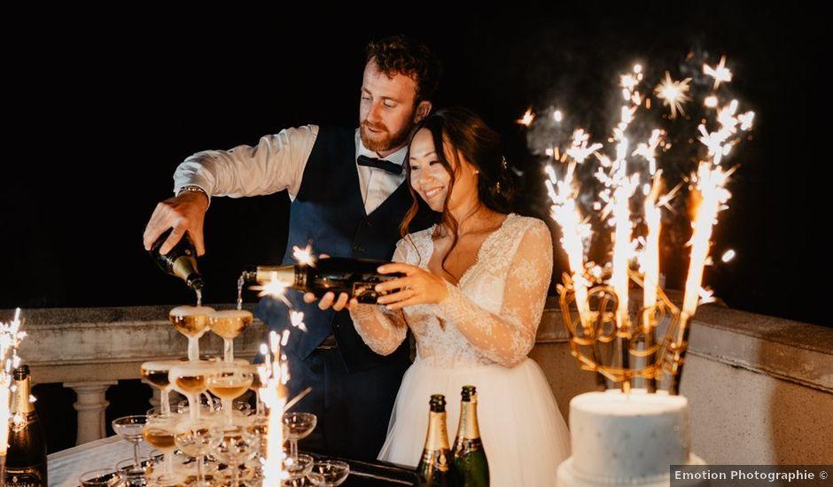 Le mariage de Etienne et Bei à Les Sables-d'Olonne, Vendée