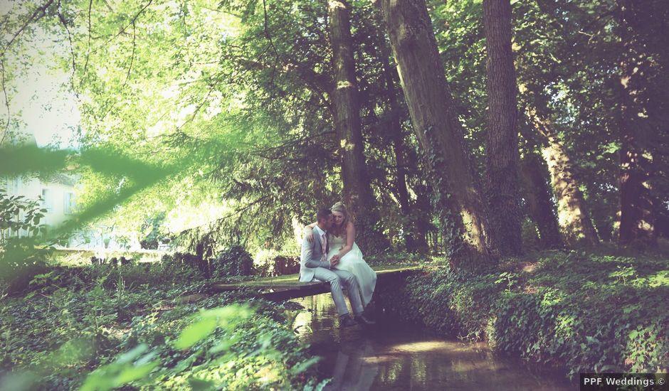 Le mariage de Geoffrey et Syndie à Soisy-sur-École, Essonne