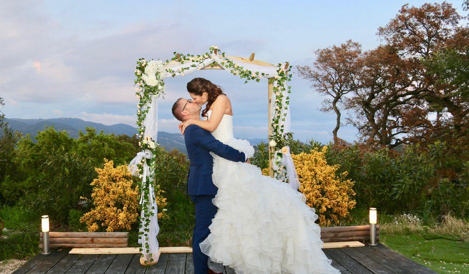 Le mariage de Sylvain et Amélie à Montauroux, Var