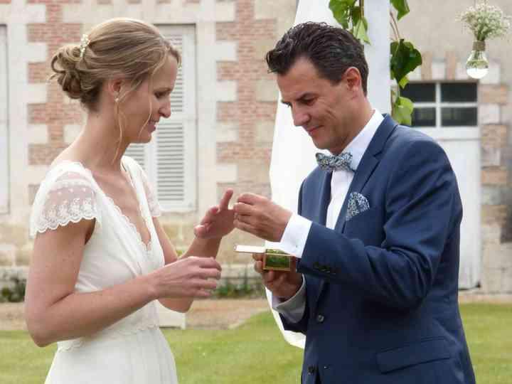 Le mariage de Carole et Raphaël