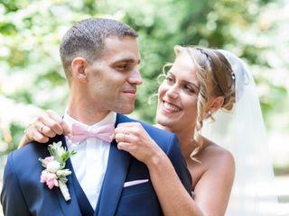 Le mariage de Noémie et Thomas