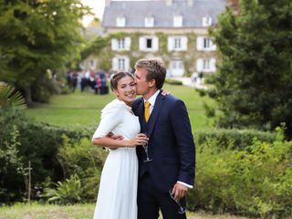 Le mariage de Marie et Philippe
