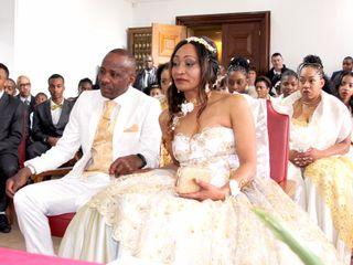 Le mariage de Mirella et Serge 1