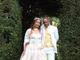 Le mariage de Mirella et Serge