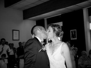 Le mariage de Geraldine et Damien